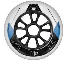 Matter Mi3, 110mm, F0, professional skate wheels.  8 pack  NEW!