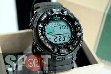 Casio Protrek Solar Power Compass Army Green Men's Watch PRG-250B-3  PRG250B 3