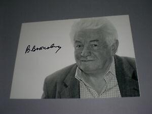 Wladimir Woinowitsch writer signed autograph Autogramm 8x11 photo in person