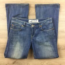 LTB 1948 Boot Cut Regular Rise Size 30 Women's Jeans Actual W33 L29.5 (BZ20)