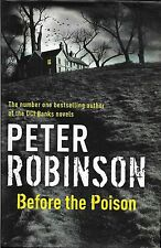 Before the Poison by Peter Robinson (2012, HARDCOVER)