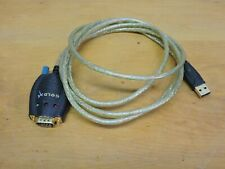 Gold X RS232 serial port to USB converstion cable.  Model GXMU-1200  Used