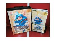 Rocket Knight Adventures for Sega MegaDrive Video Game console 16 bit MD card