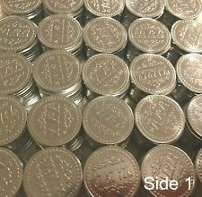 NEW 250 MATCHING 777 AUTHENTIC PACHISLO SLOT MACHINE TOKENS - NEVER USED