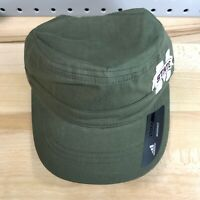 Mississippi State Bulldogs Adidas Cadet Army Green Military Women's Cap NWT Hat