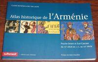 Mutafian Van Lauwe ATLAS HISTORIQUE DE L'ARMENIE Autrement 2001