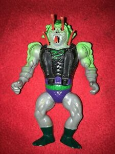 SNAKE FACE - HE-MAN MASTERS OF THE UNIVERSE FIGURE 1985
