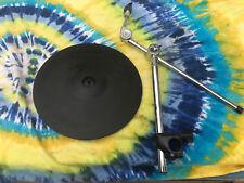 Roland CY-14C V Drum Crash Cymbal Cy 14c w/ Roland mdy-10u boom cymbal arm