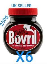 6x Bovril Originial Beef Extract Jar-250g