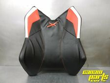 Can Am 2011-2018 Commander 2013-2018 Maverick Backrest Black Red  White