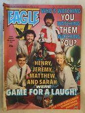 EAGLE DAN DARE  - 25th DECEMBER 1982