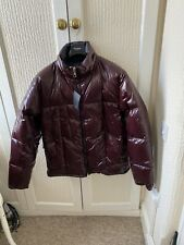 MENS DUNHILL PUFFER JACKET NEW
