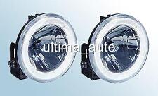 ANGEL EYE LED DRL FOG LIGHTS FOR PEUGEOT 106 206 306 207 306 309 406 10CM