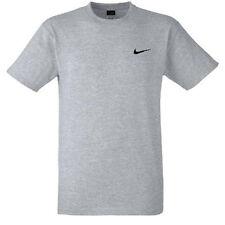 Ropa de hombre Nike color principal gris 100% algodón