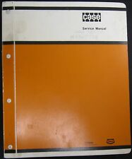Case 580 Construction King Loader Backhoe & Forklift Tractor Service Manual