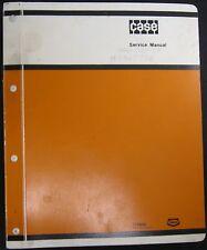 Case 580 Construction King Loader Backhoe Amp Forklift Tractor Service Manual
