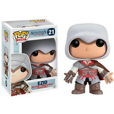 Assassin's Creed II EZIO Vinyl Funko POP Bobble Head Action Figure #21