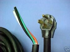 """RV Power Cord 50 foot 50 amp """"Life Line"""" with Loose End"""