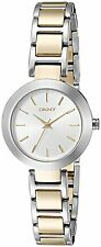 DKNY Women's NY2401 'Stanhope' Two-Tone Stainless steel Watch