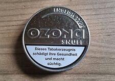 Ozona Snuff von Pöschl, Schnupftabak, 5g Dose