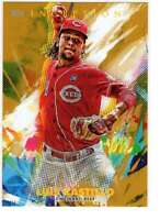 Luis Castillo 2020 Topps Inception 5x7 Gold #46 /10 Reds