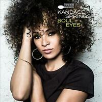 "Kandace Springs - Soul Eyes (NEW 12"" VINYL LP)"