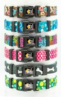 Electric Dog Fence Replacement Collar Straps - Heavy Duty Nylon - Universal Fit