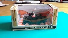 Britains Deetail #9781 British Army Scout Car - Original Box - Lot#1
