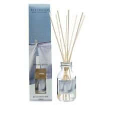 Wax Lyrical Reed Diffuser Set Made In England Fresh Linen 100ml