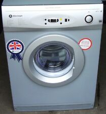 "White Knight ""C86A7S"" 7kg Vented Sensor Silver Tumble Dryer  NEW  RRP £239"