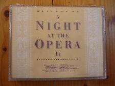Welcome to a Night at the Opera II tchakovsky verdi puccini Giuseppe patane MC