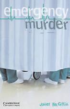 Emergency Murder: Level 5 (Cambridge English Readers)-ExLibrary