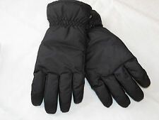 Isotoner Firma Hombre Ultradry Impermeable Sports Guantes M 60019 Negro Nuevo