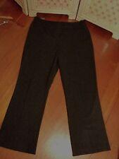 jacqui.e grey pinstripe pants Jacqui E.  16