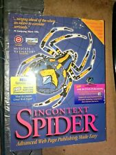 Incontext Spider 1.2 software