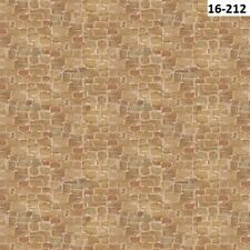 Bringing Home Christmas Holiday cotton quilt fabric Wilmington Tan Stone