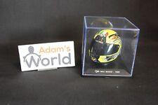 Atlas AGV helmet 1:5 Max Biaggi (ITA) 1995 (Chesterfield Aprilia 250)