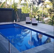 7m x 3.5m Fibreglass Pool ,We Have A Dark Blue One In Stock Ready For Delivery
