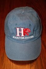 Hanover College Soccer Panthers Adjustable Metal Claspback Baseball Cap Hat
