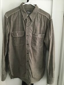 MOMOTARO Size 42 Chambray Green Made in Japan Mister Freedom Real McCoys