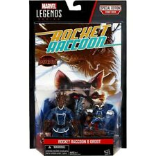 Marvel Legends 2 PK w/Comic- Guardians of the Galaxy: Rocket & Groot