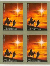 US 4711 Christmas Holy Family forever block (4 stamps) MNH 2012