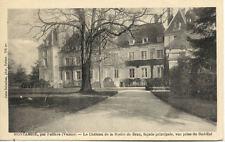 MONTAMISE 765 château de la roche de bran éd robuchon écrite 1929