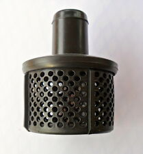 """40mm    1-1/2""""   STRAINER FILTER SCREEN FOR WATER PUMP SUCTION HOSE"""