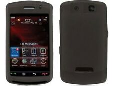 Smoke Silicone Gel Case For BlackBerry Storm 9530 9500