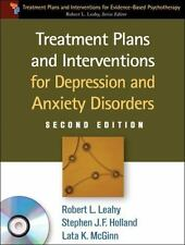 Treatment Plans and Interventions for Depression and Anxiety Disorders, 2e: B...
