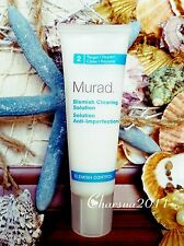 Murad Blemish Clearing Solution 1.7 * New & Fresh *