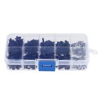 Spezielle Reparatur Werkzeug & Schrauben Box für 1/10 HSP RC Auto (180/Lot)