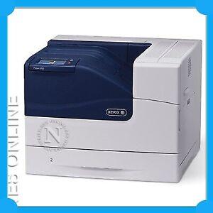 Fuji Xerox Phaser 7800DN A3 Color Laser Duplex Printer Pro Graphic Arts P7800DN