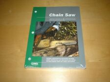 CHAIN SAW CHAINSAW Owners Workshop Service Repair Manual Handbook Guide Book